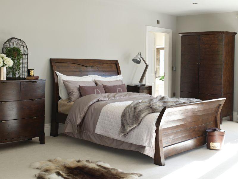 Austin Bed Frame With Images Modern Bedroom Furniture