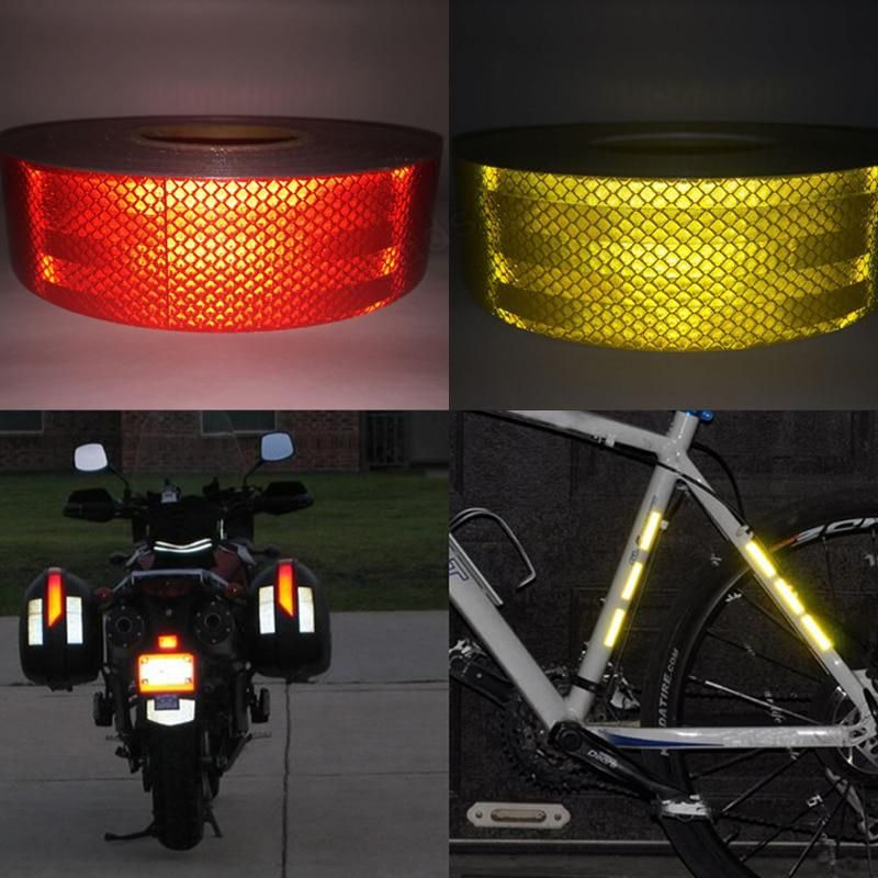 3m Reflective Tape Sticker For Bicycle Protection Bicycle Decals