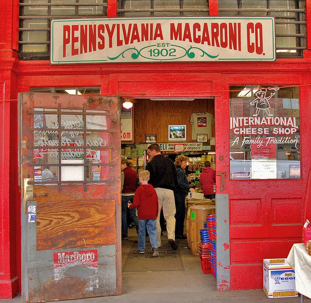 PA Mac in the Pittsburgh Strip District--