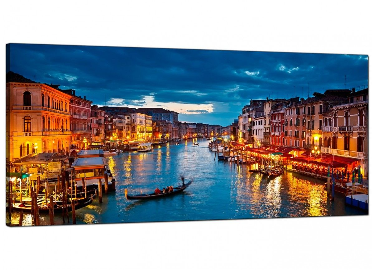Italy Wall Art cheap canvas prints of venice italy for your living room