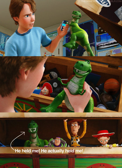 - Toy Story 3
