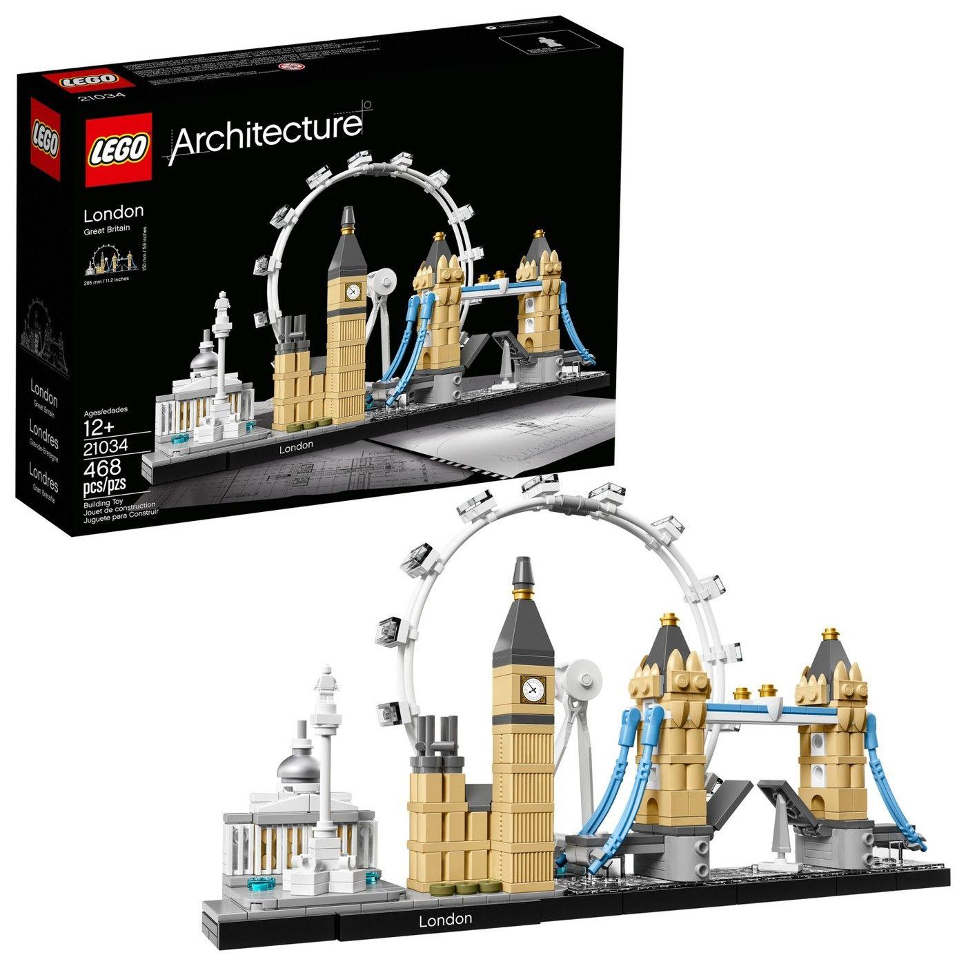 LEGO Architecture London 21034 Lego architecture, Lego