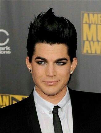 Pin de Mariel Flores en Adam Lambert Pinterest - maquillaje de vampiro hombre