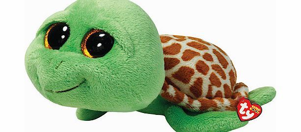 07e646c8753 Ty Beanie Boos Zippy Green Turtle Plush Sports Games For Kids