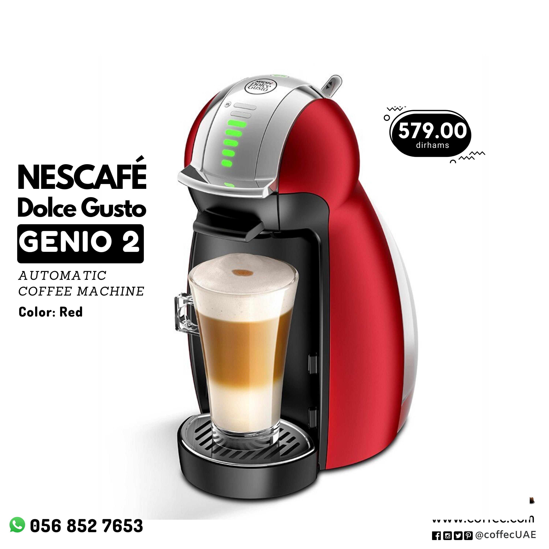Dolce Gusto Genio 2 Automatic Coffee Machine Automatic Coffee Machine Dolce Gusto Nescafe