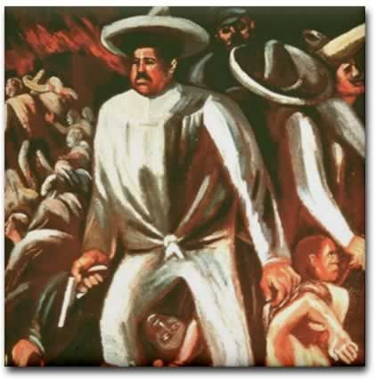 Image result for orozco Pancho Villa (1931),