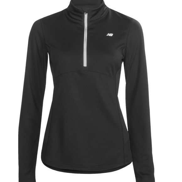 NEW BALANCE PULLOVER JACKET AND SHORTS BLACK SET Athletic jacket ...