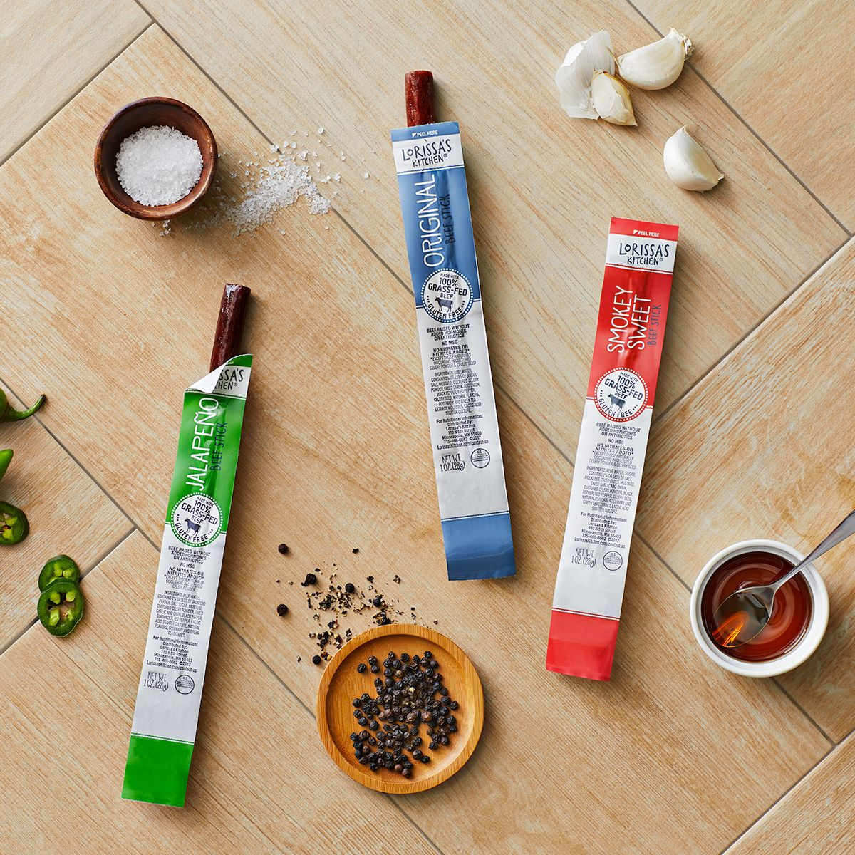 Try Our Get Up And Go Beef Sticks Made With 100 Grass Fed Beef And Carefully Balanced Seasonings So You Get Pure Sat Grass Fed Beef Beef Sticks Pure Products