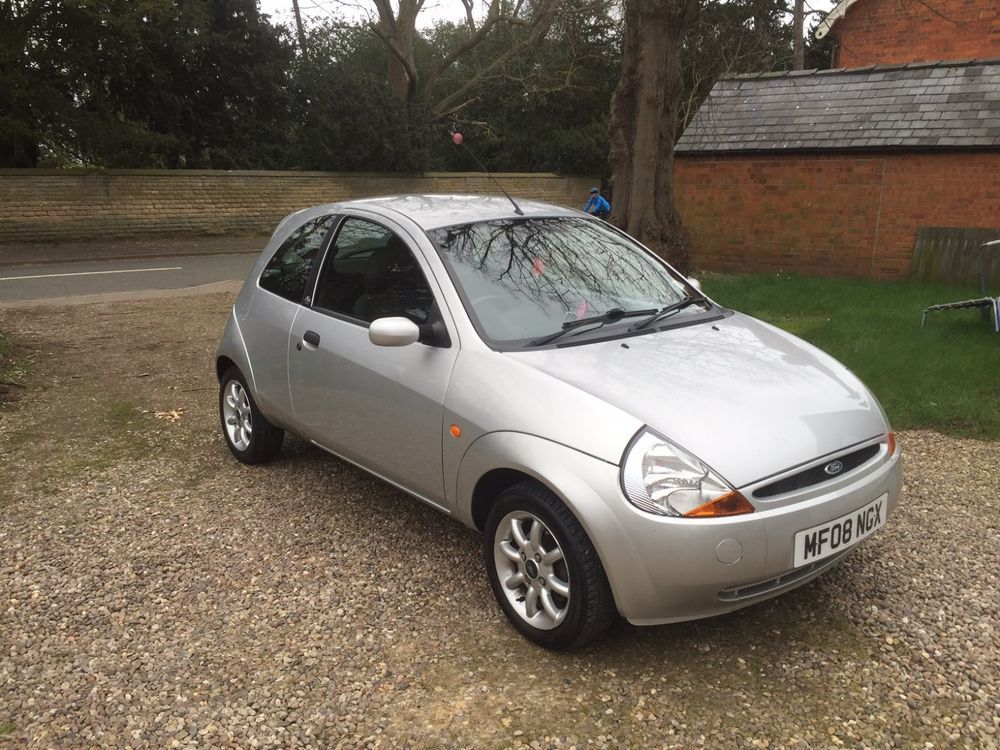 Ford Ka Zetec Climate All Offers Considered Need Gone For New Car
