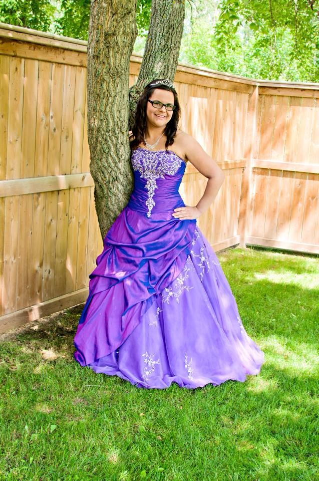 I may not be a model but this was my dress - Part 1 of 2