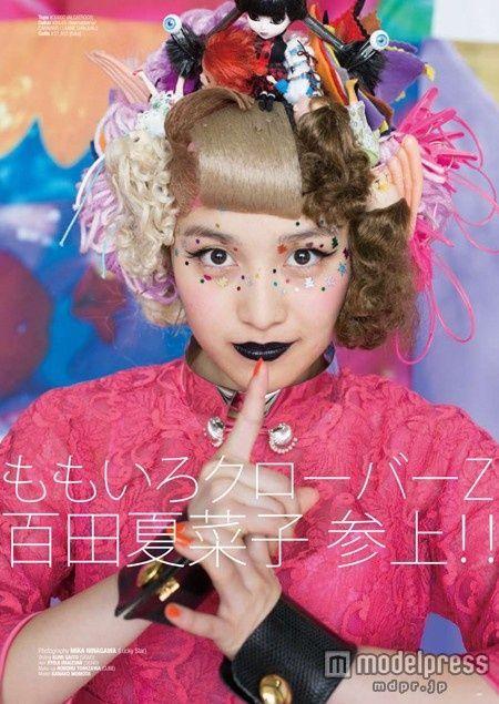 百田夏菜子29