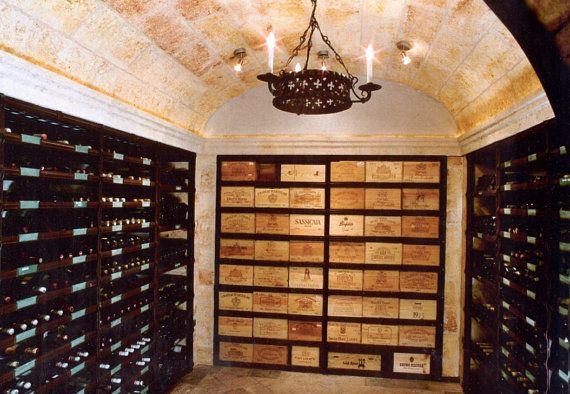 superbe cave à vin! Vino Pinterest Wine cellars, Wine and