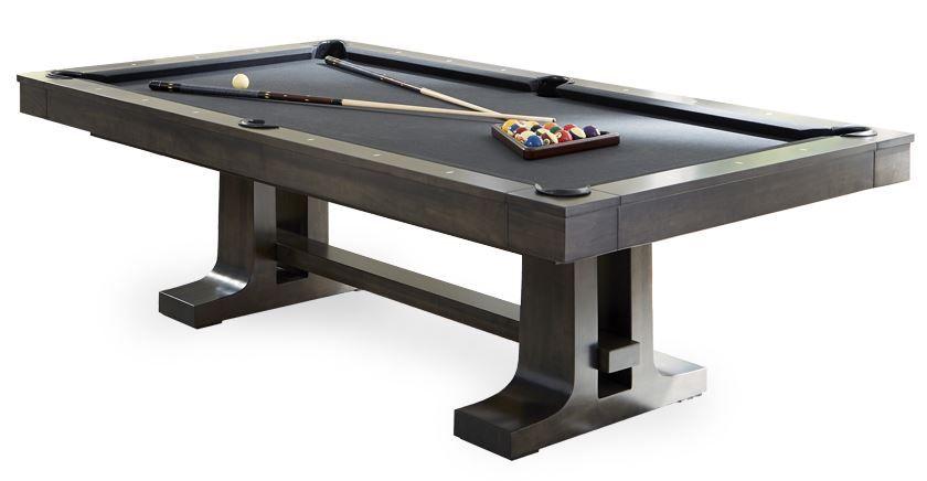 Robertson Billiards Pool Table, Pool Table Dining Room Conversion