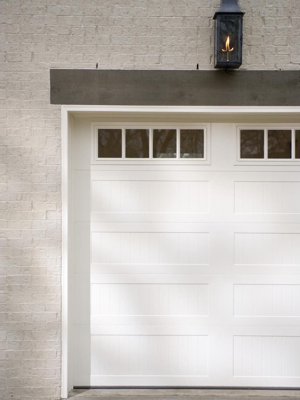 Garage Door Designs Pinterest Garage doors Hgtv and Doors