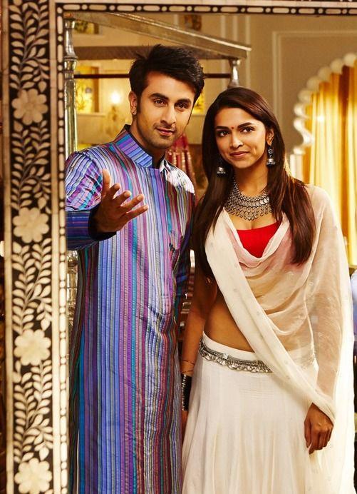 Ranbir-Deepika's Love Story | Bollywood couples