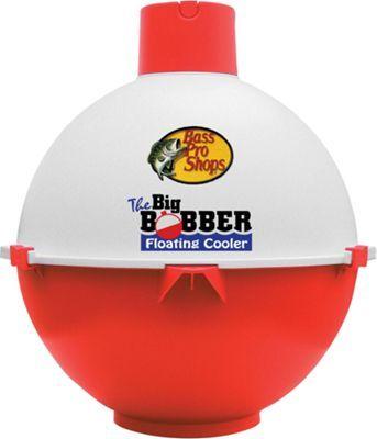 Bass Pro Shops The Big Bobber Floating Cooler Keep Cool Drinks