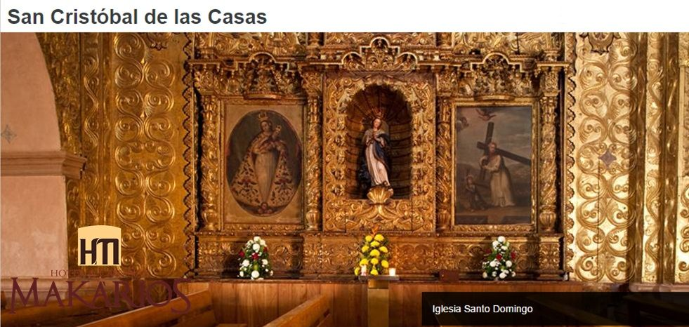 Tu también puedes visitar San Cristobal de las Casas