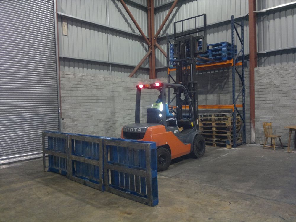 Regular Public Forklift Courses held in Dundalk Co. Louth