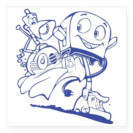 brave little toaster coloring pages - photo#3