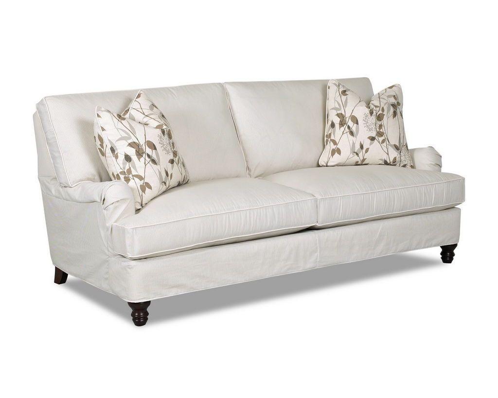Klaussner Living Room Loewy Sofa D40100 S