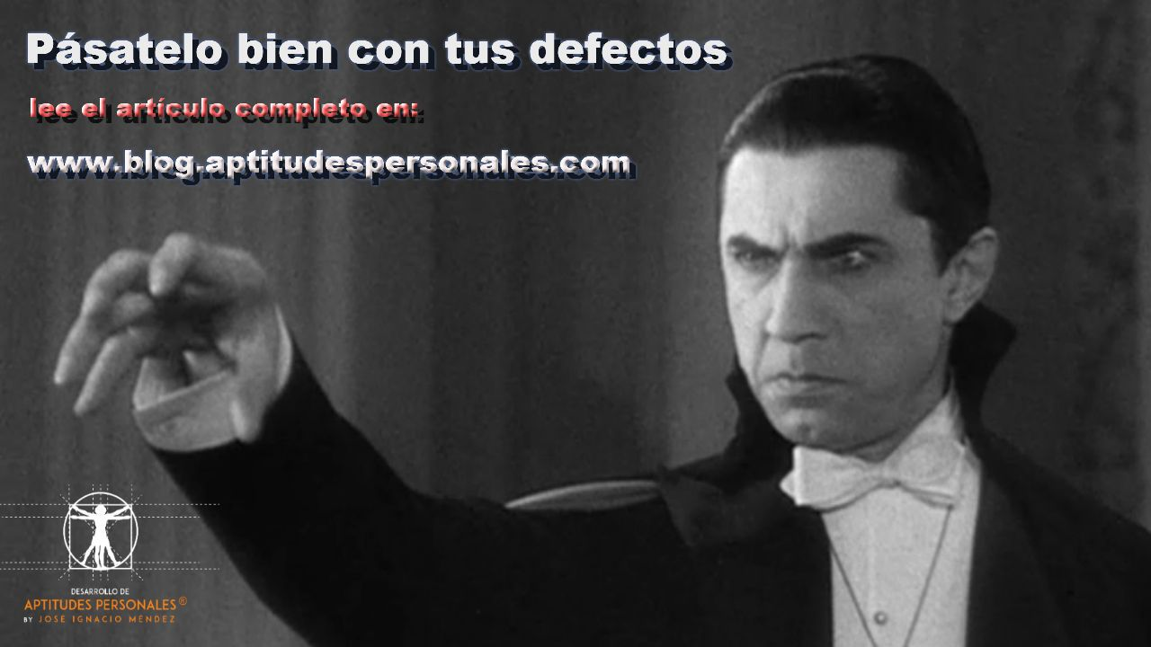 """""""Pásatelo bien con tus defectos"""" https://blog.aptitudespersonales.com/pasatelo-bien-defectos/ los defectos¿son defectos? siempre un punto de vista diferente #aptitudespersonales"""