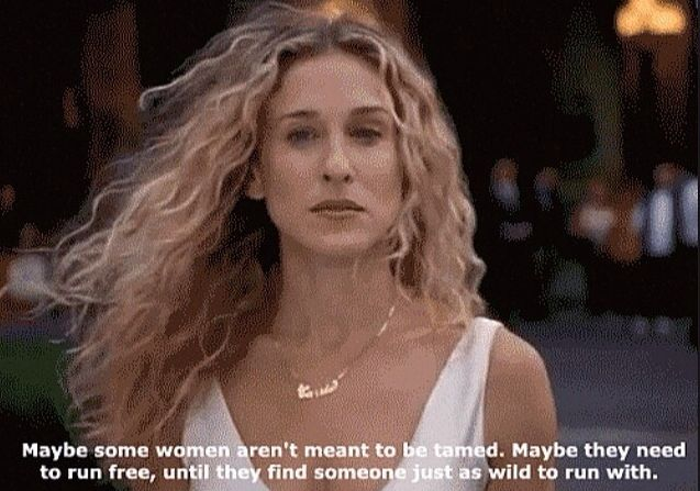 Pin on Carrie bradshaw