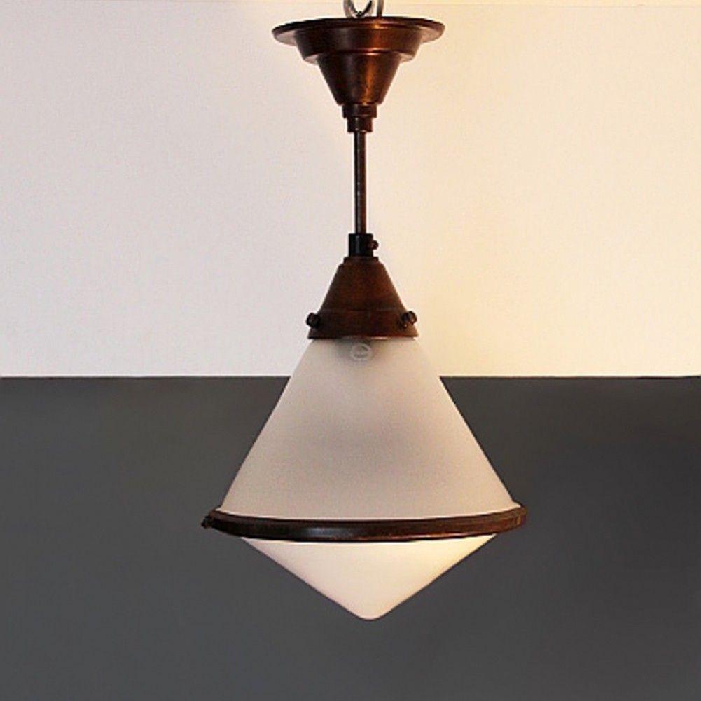 Kandem Model 644 Bauhaus Ceiling Lamp Ca 1929 Lampen Ceiling