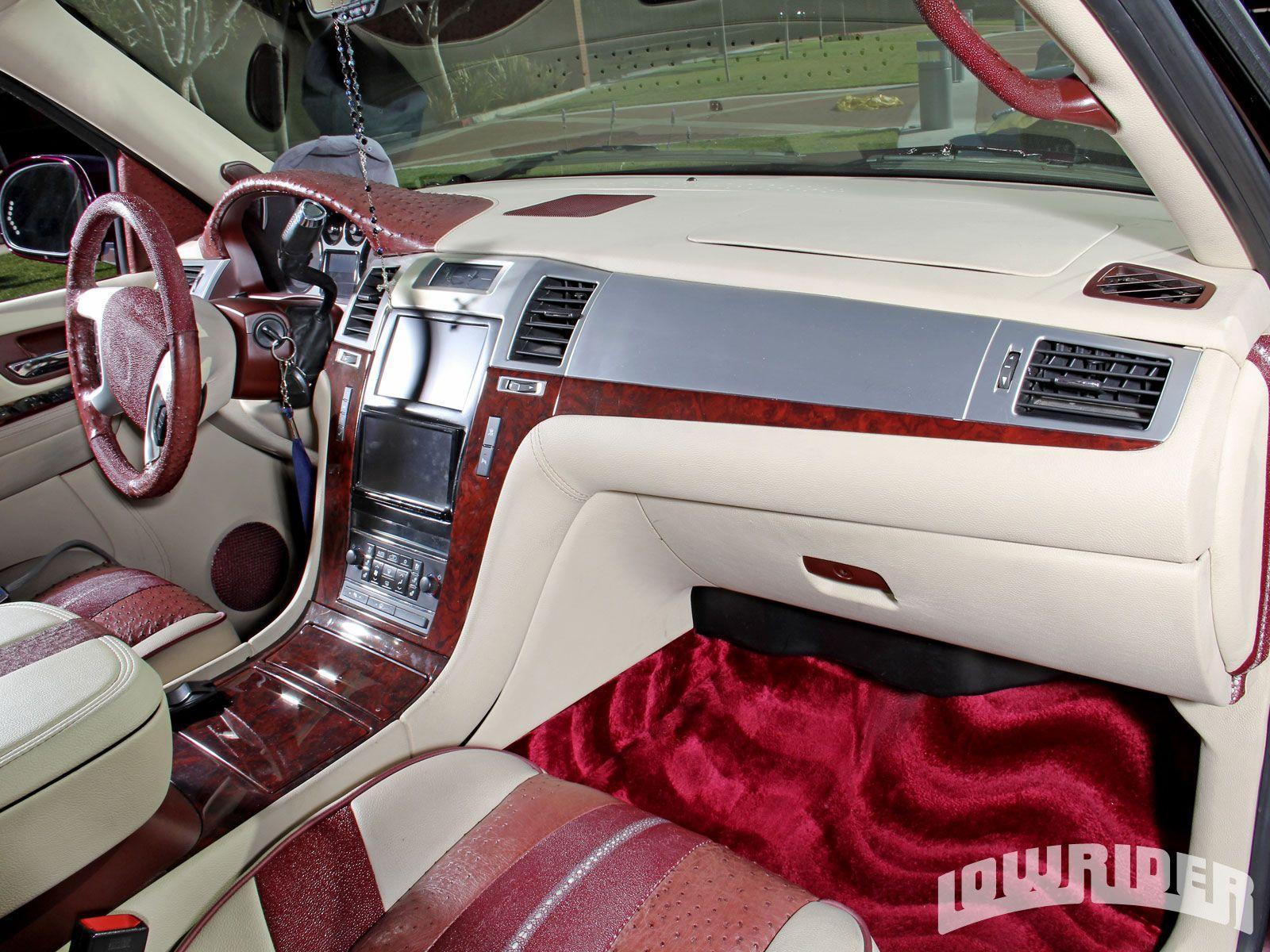 2007 Cadillac Escalade Interior 2007 Cadillac Escalade Ext