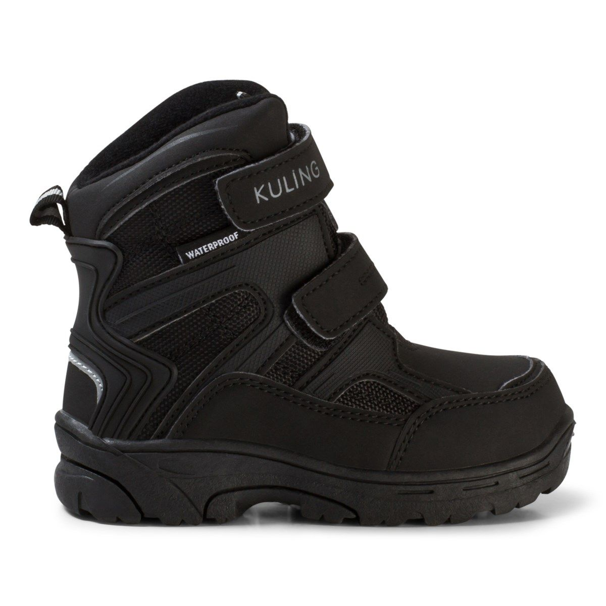 60dae18940e Köp Kuling Shoes Vinterkänga Vattentät Softshell Black/Grey – Lekmer.se –  Köp barnartiklar