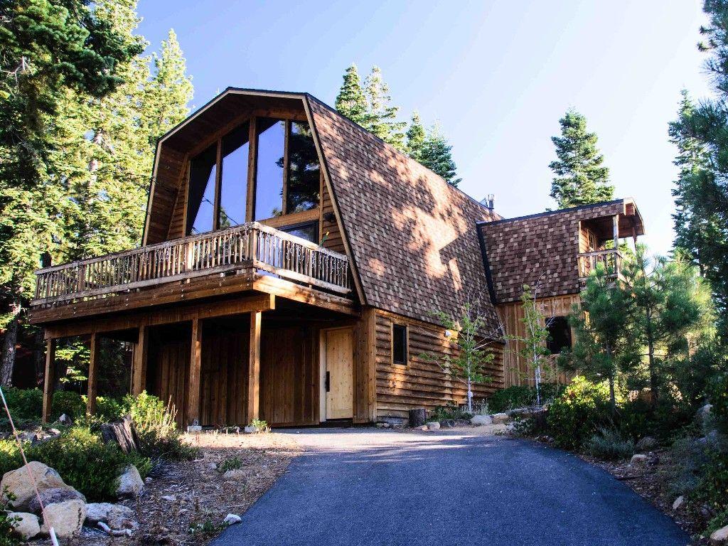 Dollar Point Chalet Rental Modern Tahoe Dollar Point 4br