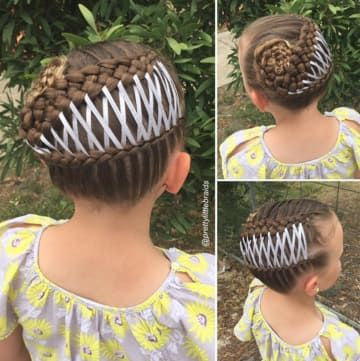 This Mum Does The Most Incredible Braids Every School Day