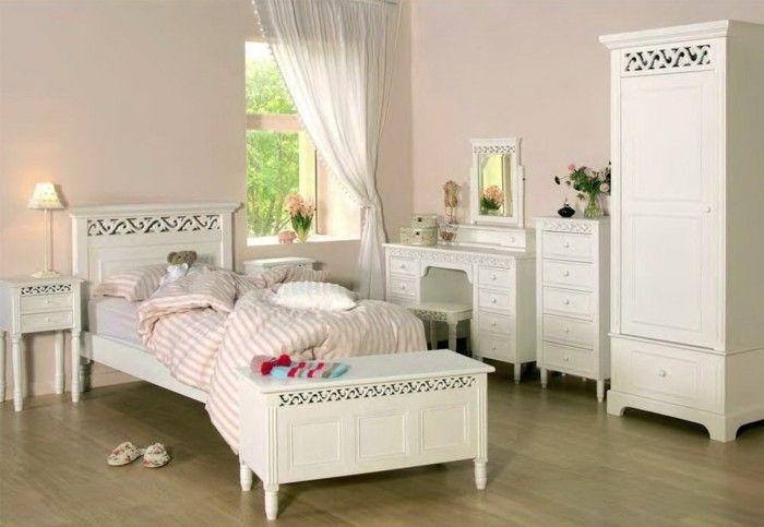 125 Einrichtungsideen für ein schönes Mädchenzimmer!