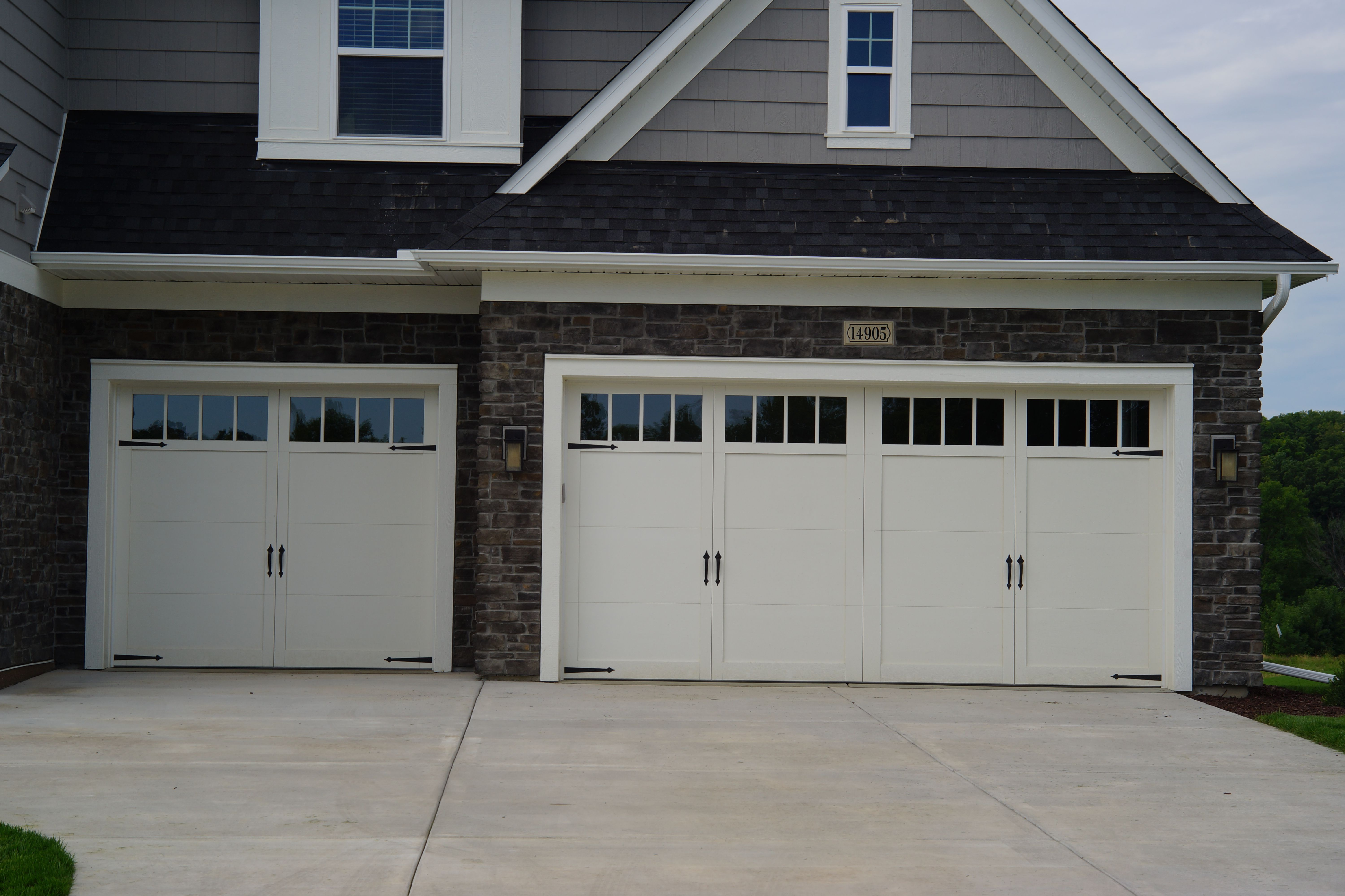 Beautiful North Central Doors We Sold And Installed Aker Doors