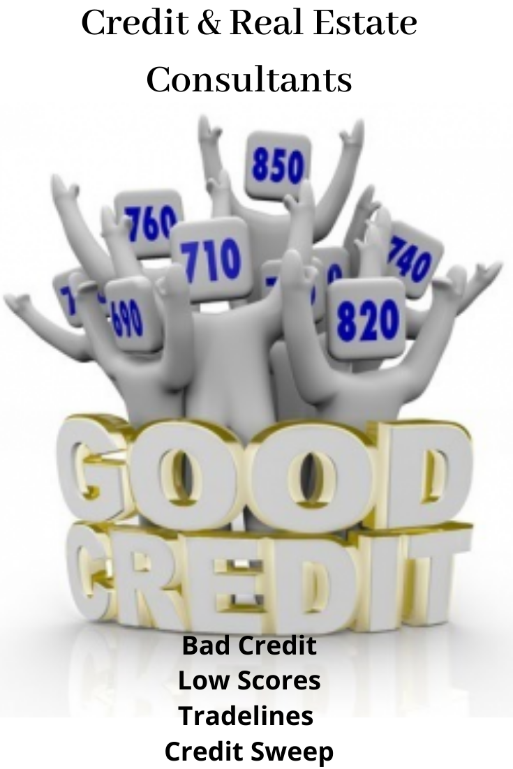Improve Your Credit Scores With Us At 5 2 Investments Credit Real Estate Consultants Rewards Credit Cards Good Credit Improve Your Credit Score