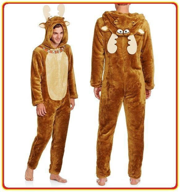 Christmas Footed Pajamas