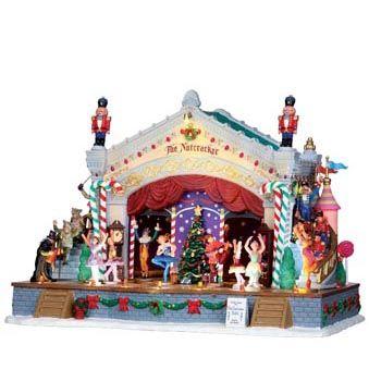 Lemax Collectibles | Lemax Caddington Village Sights & Sounds: Nutcracker Suite Set of 7 #05071 - American Sale