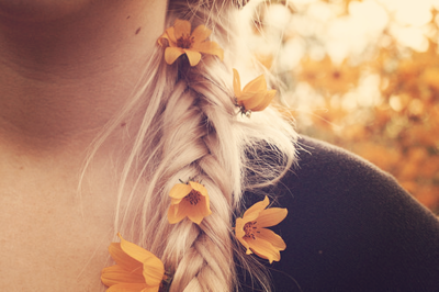 @Emily Hvidston - an idea for one of your wonderful braids!
