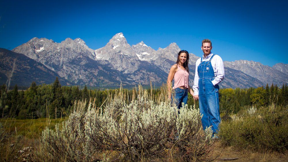 Joey and I spent our honeymoon in Montana in 2002 and fell in love with the mountains and the old-west history that runs deep through the land and streams out there.  We've made many family trips there since and our middle daughter Hopie even spent three summers working on a ranch in Dubois.