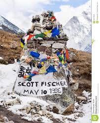 Image result for scott fischer everest 1996