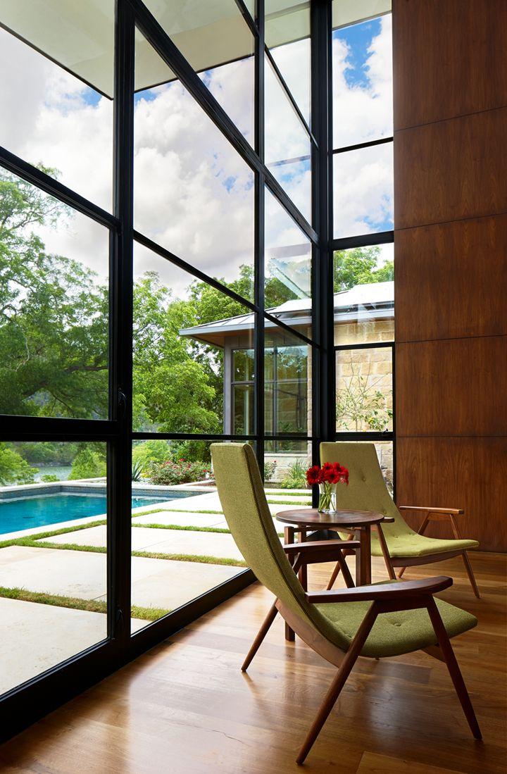 By Larue Architects: Architecture By LaRue Architects #modern #contemporary