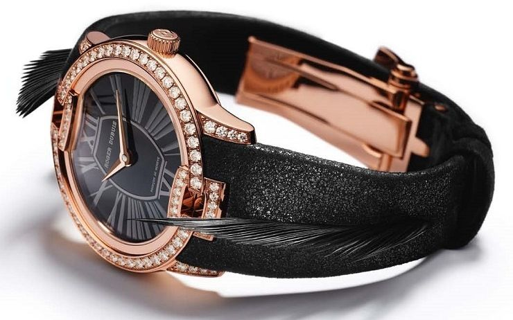 Roger Dubuis Velvet by Massaro Birds of a Feather