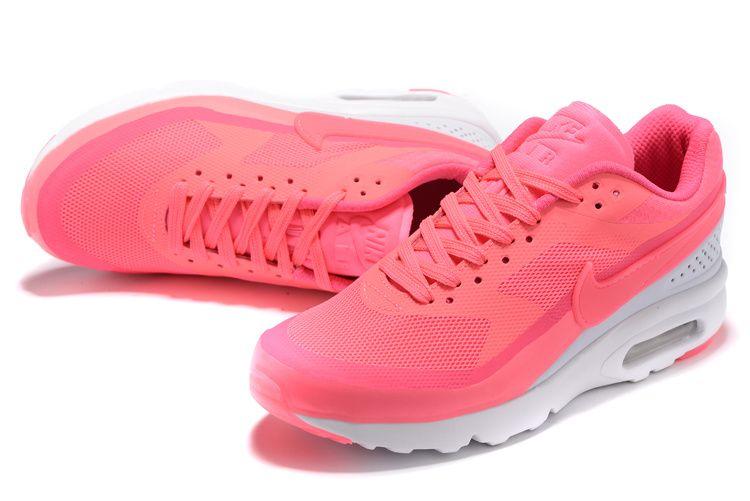 Nike Airmax 91 Classic BW Roze Wit Online Winkel ...