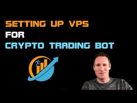 Set up online crypto trading bot