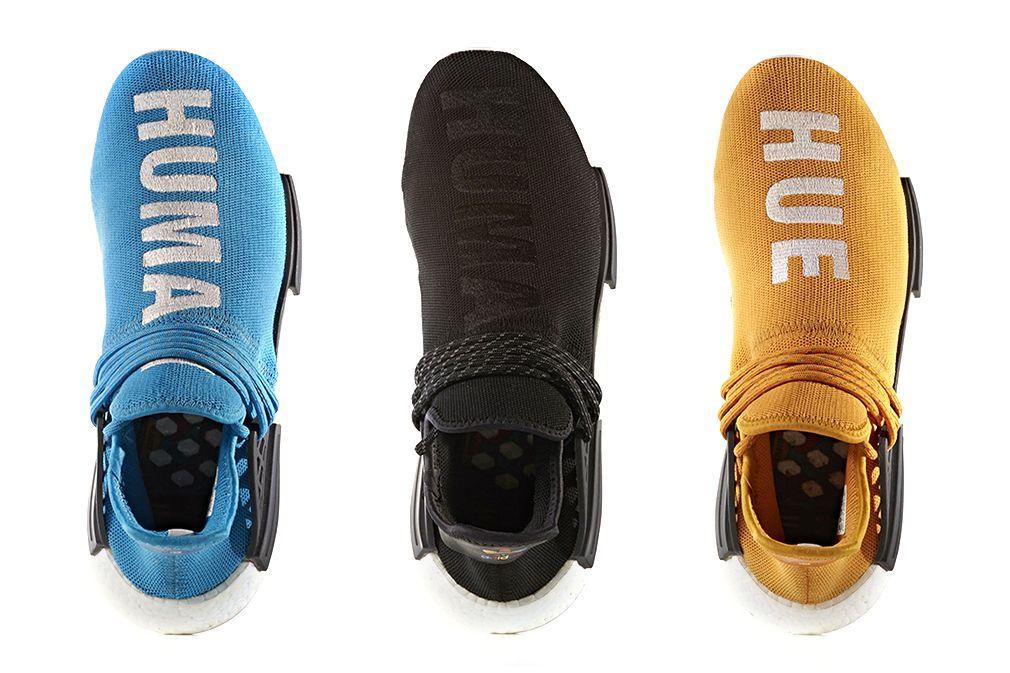 adidas Originals to Release Five New Pairs of Pharrell\u0027s \