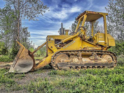 fiat allis fl10c crawler loader heavy machinery construction equipment heavy equipment fiat allis fl10c crawler loader heavy