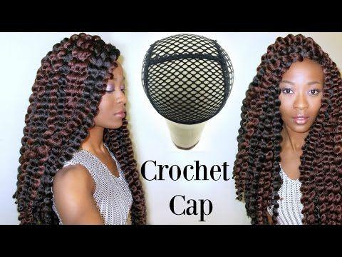 Grey Senegal Bantu Crochet Braids On Vivica Fox Cornrow