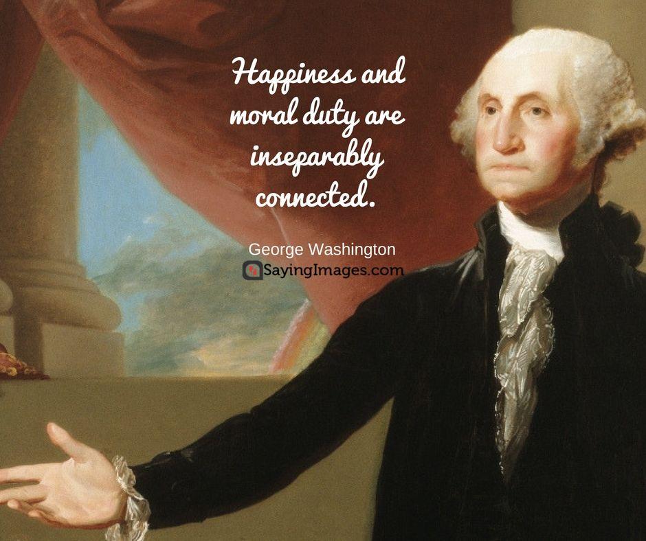 30 Famous Washington Quotes