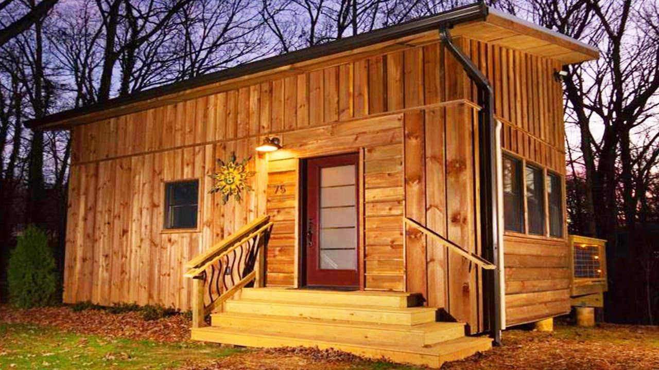 Absolutely Stunning Cozy New Tiny House Near Downtown And