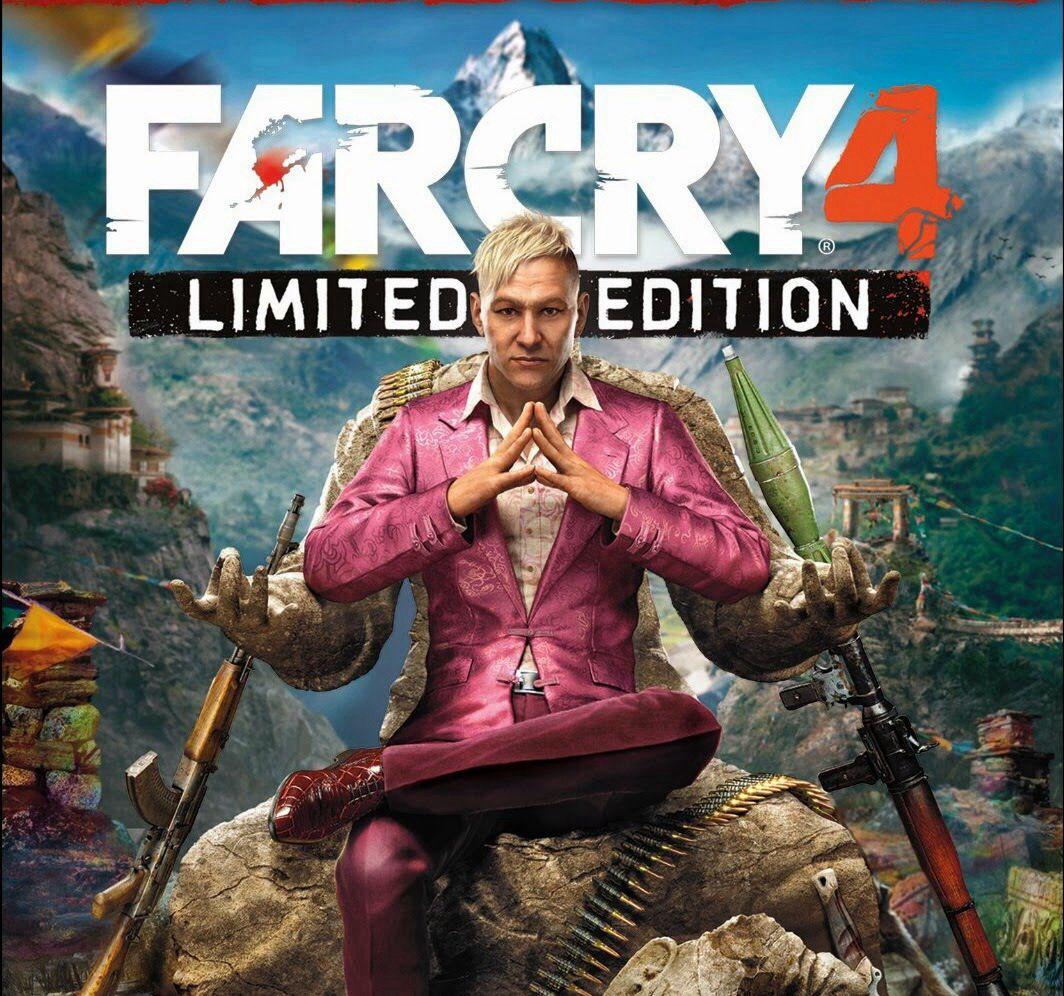 All New Far Cry 4!