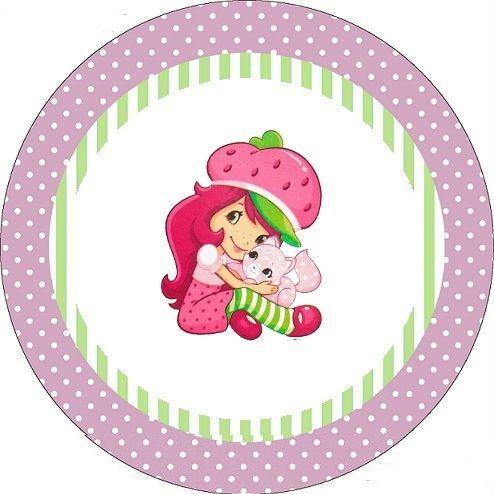 a82258047 Kit imprimible de Frutillitas | Fresita | Strawberry shortcake ...